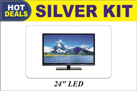 LED Television 24''(Smart) FHD