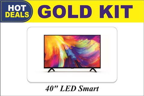 LED Television 40''(Smart) FHD
