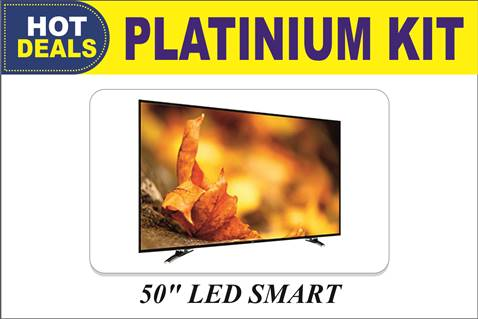 LED Television 50''(Smart) FHD