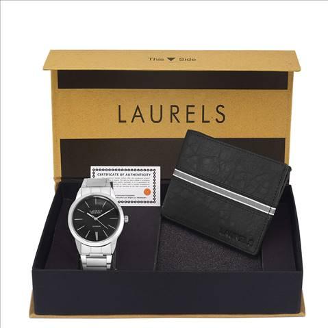 Laurels Watch and Wallet Combo- ....