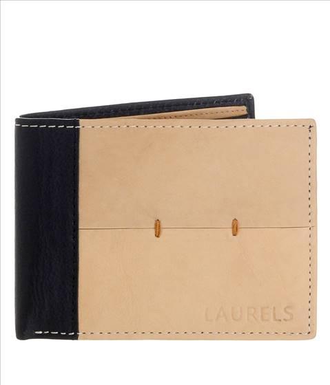 Laurels Genuine Leather Brown Co....