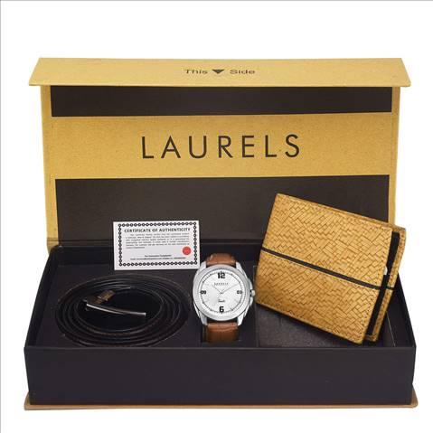 Laurels Watch Wallet and Belt Co....