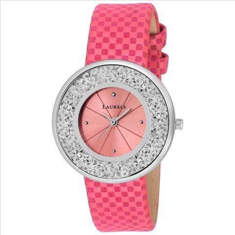 Laurels Scarlet Pink Color Women....