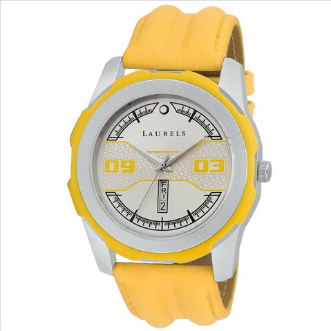 Laurels Yellow Color Day & Date ....