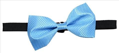 Billebon Men's Bow Tie (Sky Blue....