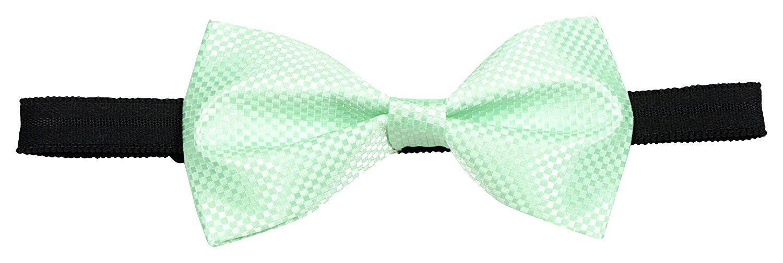 Billebon Men's Bow Tie (Light Gr....