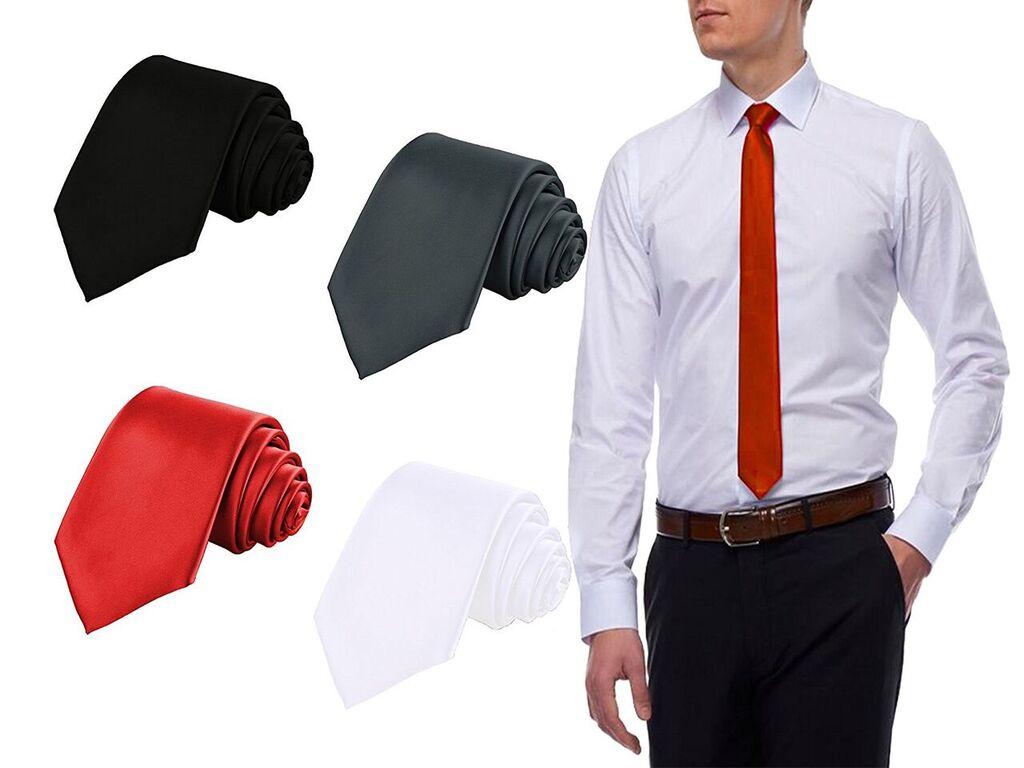 Billebon- Neckties set of 4 Soli....