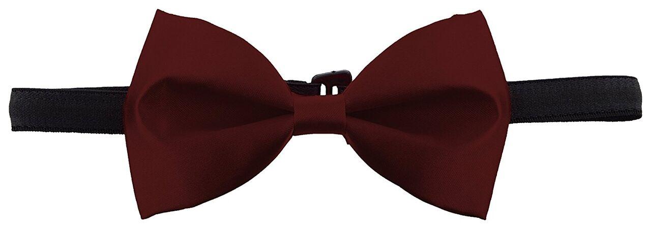 Men's Bow Tie (Maroon)  Casual S....